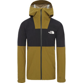 The North Face Impendor Chaqueta 2.5 Capas Hombre, fit green/tnf black